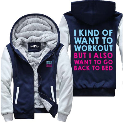 I Kind of Want To - Jacket