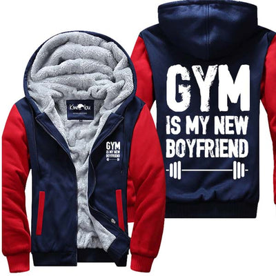 Gym Is My New Boyfriend - Jacket