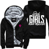 Real Girls Have Muscles - Fitness Jacket
