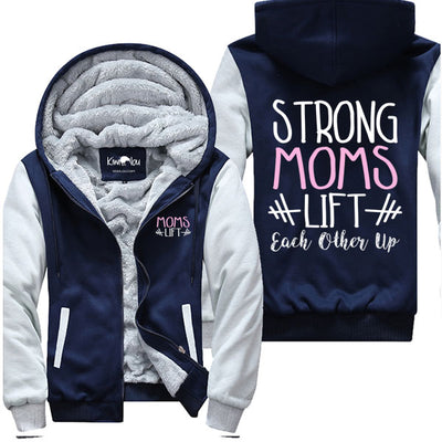 Strong Moms Lift - Fitness Jacket