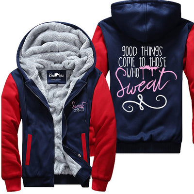 Those Who Sweat - Fitness Jacket - KiwiLou