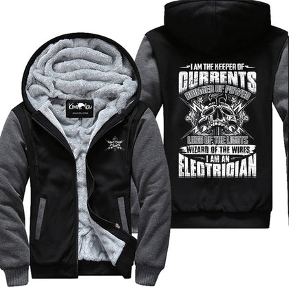 Keeper Of Currents Jacket