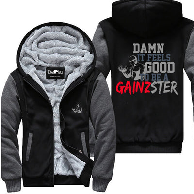 It Feels Good Gym Lover - Fitness Jacket