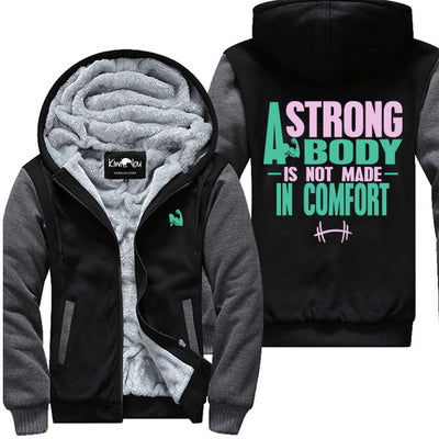 A Strong Body - Gym Jacket