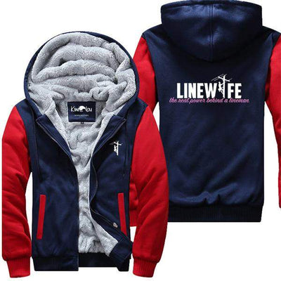 Linewife the Real Power Jacket