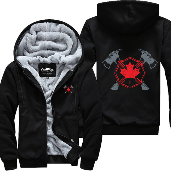 Canadian Firefighter Jacket