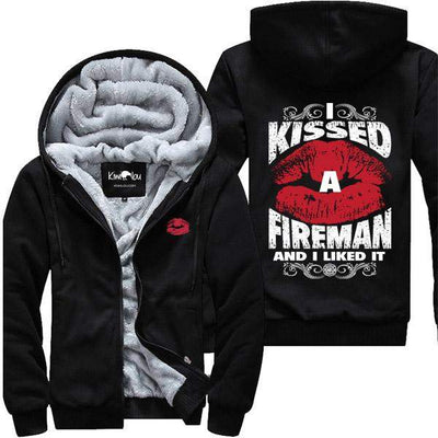 I Kissed A Fireman - Jacket