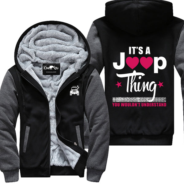 It's A Jeep Thing Jacket