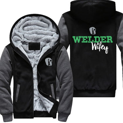 Welder Wifey Jacket
