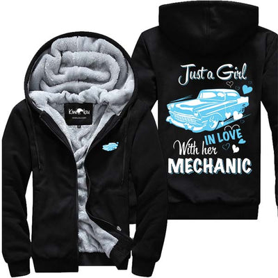 In Love With Mechanic - Jacket