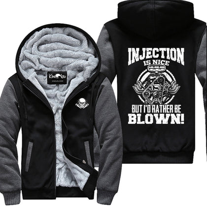 I'd Rather Be Blown Jacket