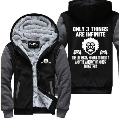 3 Things Are Infinite - Gaming Jacket