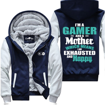 Gamer and A Mother - Jacket