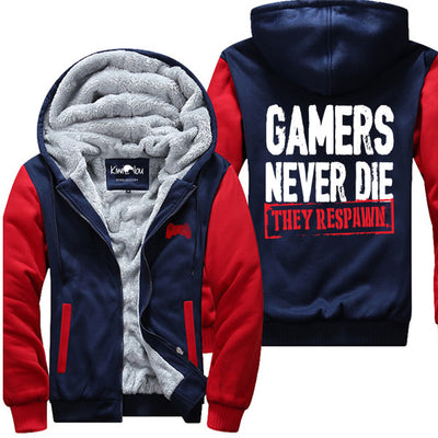 Gamers Never Die - Jacket