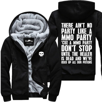 MMO Party - Gaming Jacket