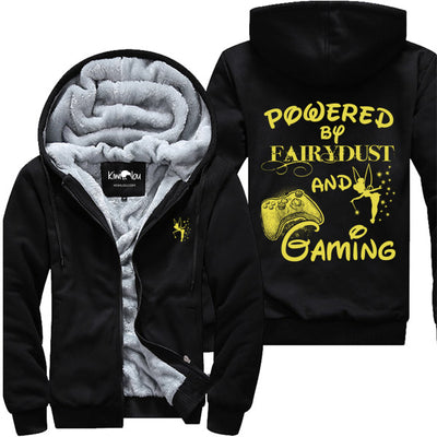 Powered By Fairydust and Gaming - Jacket