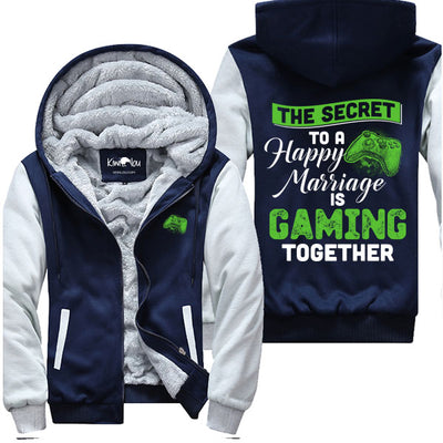 Secret To A Happy Marriage (XB) - Gaming Jacket