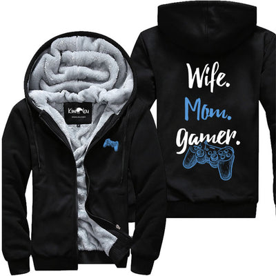 Wife Mom Gamer (PS) - Jacket