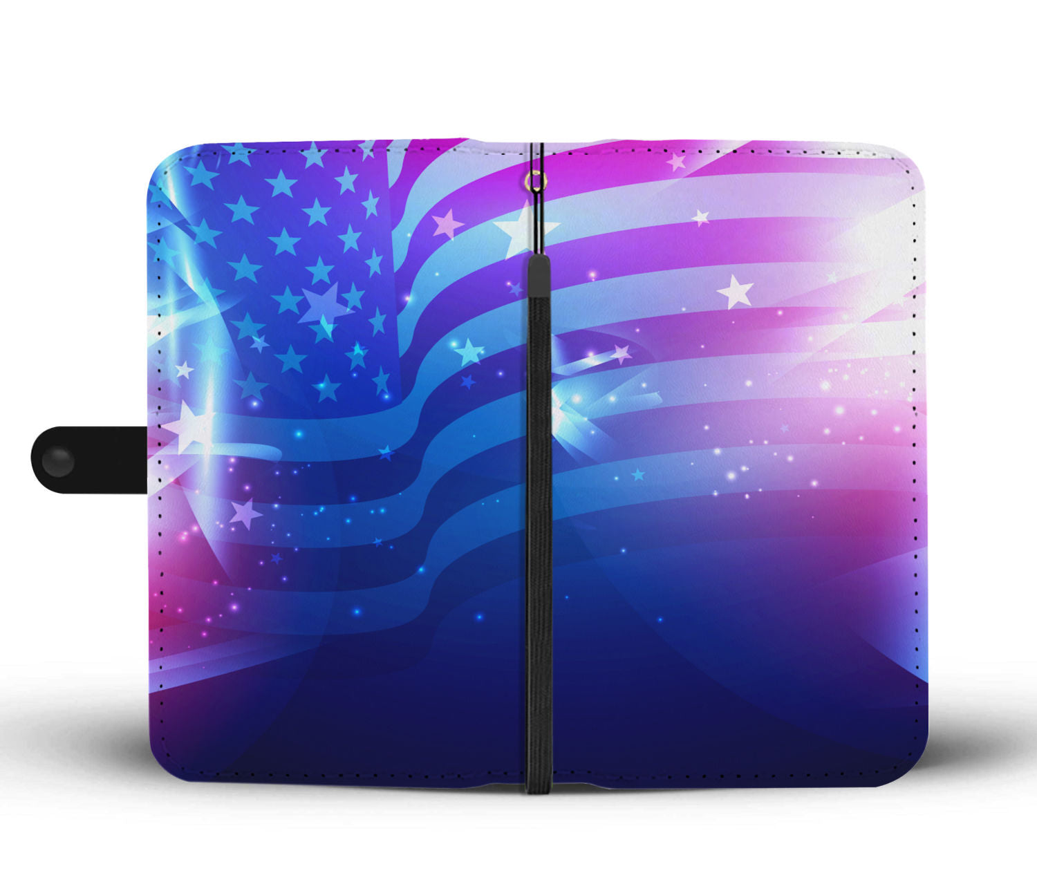 Abstract USA Wallet