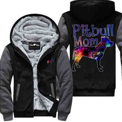 Abstract Pitbull MOM Jacket