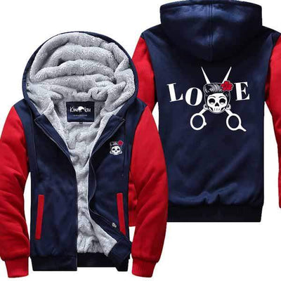 Love - Hair Cut Jacket