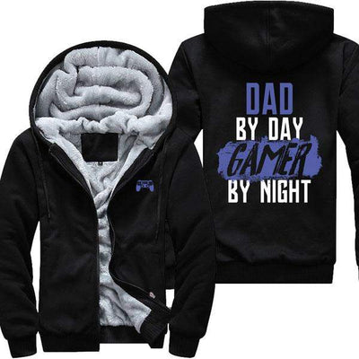 Dad By Day Gamer By Night - PS4 Jacket