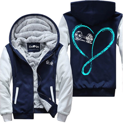 Barbell Love Fitness Jacket