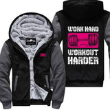 Workout Harder - Jacket