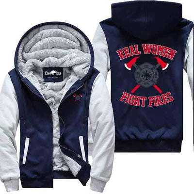 Real Women Fight Fires - Jacket