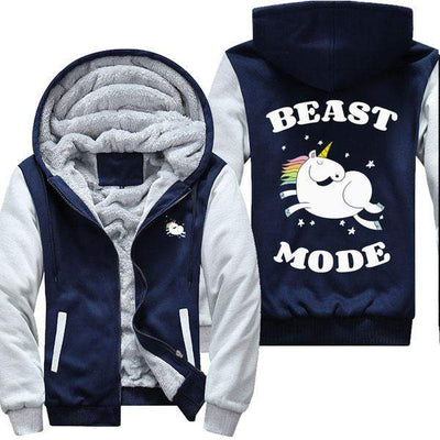 Beast Mode - Gym Jacket