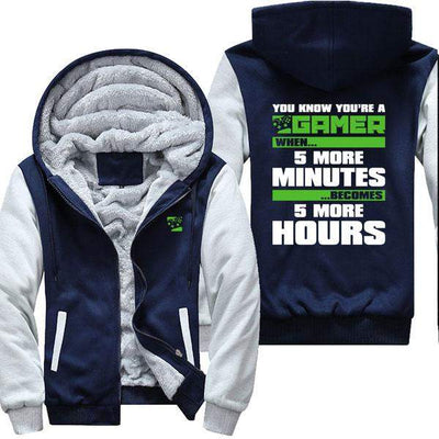 5 More Minutes - XB Jacket