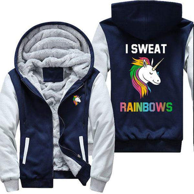 I Sweat Rainbows - Jacket