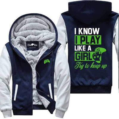 I Know I Play - XB Jacket