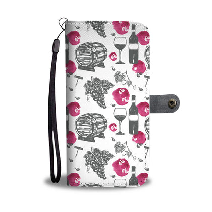 Winery Wallet Phone Case