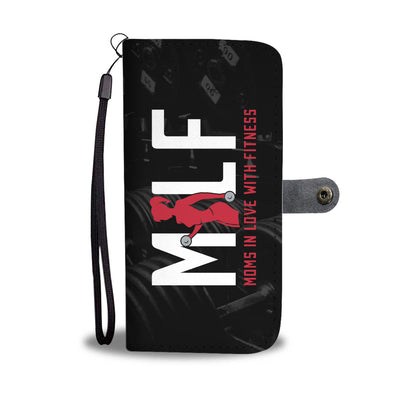 MILF Wallet Phone Case