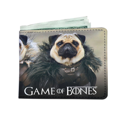 Game of Bones Mens Wallet
