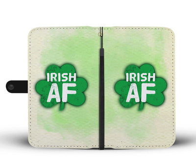 Irish AF Wallet Phone Case