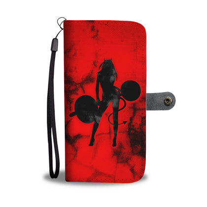 Bad Girls Deadlift Wallet Phone Case