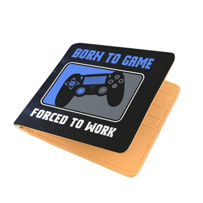 Born To Game PS Mens Wallet