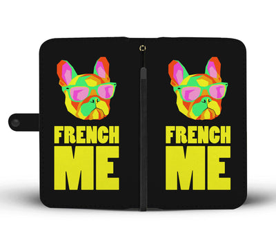 French Me Wallet Phone Case
