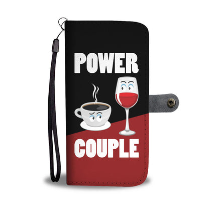 Power Couple Wallet Phone Case