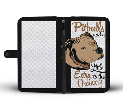 Extra Ordinary Pitbull Womens Wallet