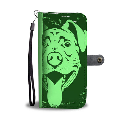 Pitbull MOM Womens Wallet Case