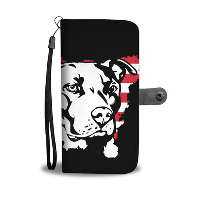 American Pit Wallet Phone Case