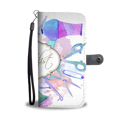 Hairstylist Wallet Phone Case