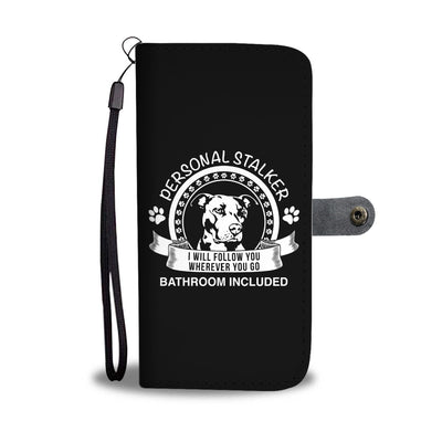 Personal Stalker Wallet Phone Case