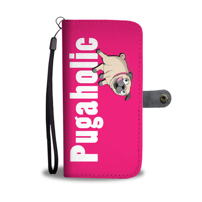 Pugaholic Wallet Phone Case