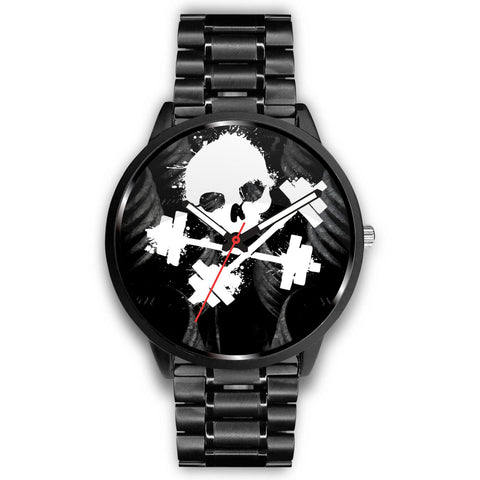 Gym Skull Men's Watch