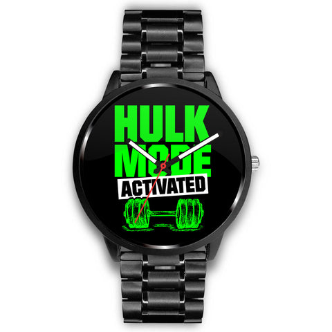 Hulk Mode Men's Watch