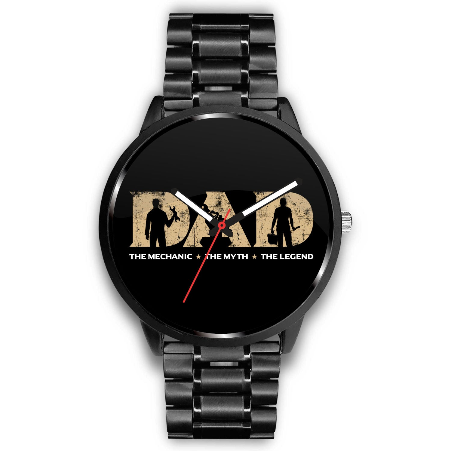 Mechanic Dad Watch - mechanic bestseller
